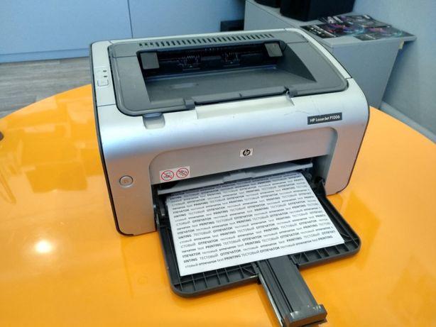 Принтер лазерный HP LaserJet P1006 Кривой Рог - изображение 2