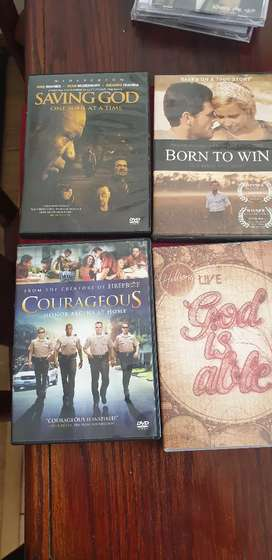 Christian Films and CD