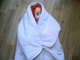 Одеяло-конверт для новорожденной AZIZ bebe