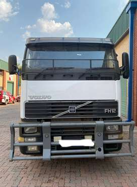 1996 VOLVO FH12 420 FOR SALE