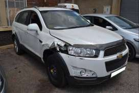 Currently stripping a Chevrolet Captiva 2.4LT for for spares