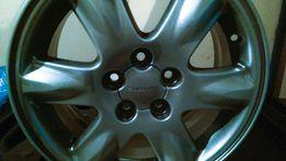 Фирменные литые диски R15 Subaru Impreza