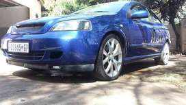 Opel Astra Coupe 2.0 Turbo,