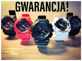 Z Gwarancją G-Shock Casio Ga-100 High-End wykonania zegarki na prezent