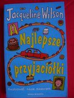 """NOWA książka """"Najlepsze przyjaciółki"""" Jacqueline Wilson"""