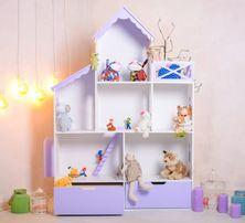 Игровые домики! Для Барби! Дом для кукол! Домик для игрушек!