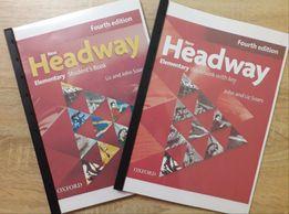 New Headway 4th Elementary SW+WB+аудио к книгам.