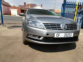 2013 Vw CC 2.0auto with  a sunroof