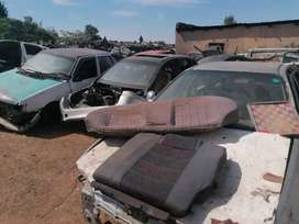 Selling new second hand parts for all cars