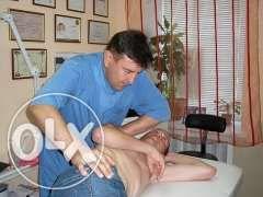 Массаж, мануальная терапия,лечение остеохондроза.Севастопольская пл.