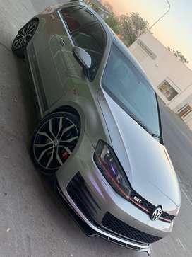 Golf7 gti(DSG) PERFOMANCE. WITH LOTS OF EXTRAS