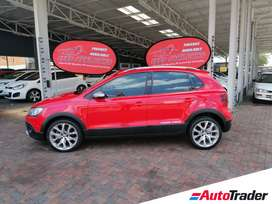 Volkswagen Cross Polo 1.4TDI
