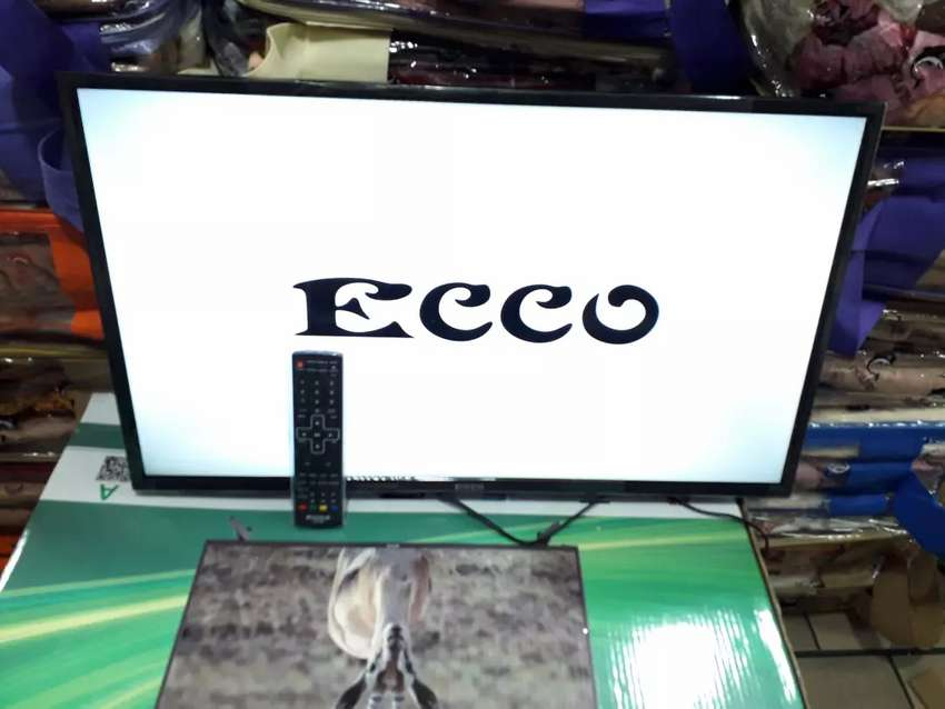 Ecco 32inch LED TV for only R2000. Free delivery 0