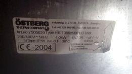 Вентилятор Ostberg RK 1000*500 H3