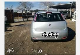 Stripping of Fiat Punto for Spares