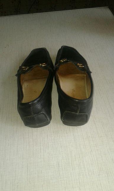 Продам женские кожаные туфли 37 размер Софиевская Борщаговка - изображение 3