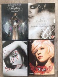 Kylie Minogue. Sophie Ellis Bextor. Pink.Sarah Brightman