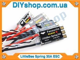 Регулятор оборотов БК двигателя LittleBee Spring 30A ESC BLHeli_S 2-6S