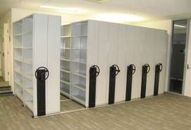 Steel Filing Cabinets - Bookshelves A4 Archive