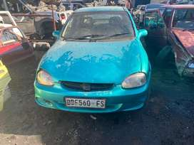 OPEL CORSA SEDAN STRIPPING FOR SPARES