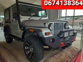 Thar 2.5 CRDe hard top Adventure 4X4