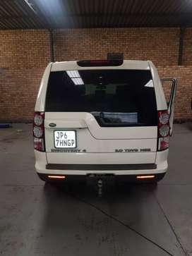 Landrover discovery 4 stripping for spares