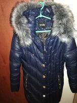 Okazja NowyPłaszcz zimowy damski pikowany nowy roz 38