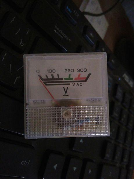 220V вольтметр 220в