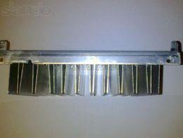Радиатор алюминиевый 180*45*120.