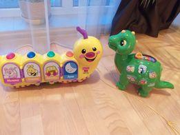 Две интерактивные игрушки