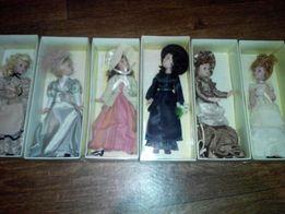 Фарфоравые куклы