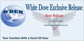 White dove exclusive release