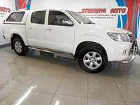 Image of 2012 toyota hilux 2.7vvt-i raider with towbar , canopy, side steps etc