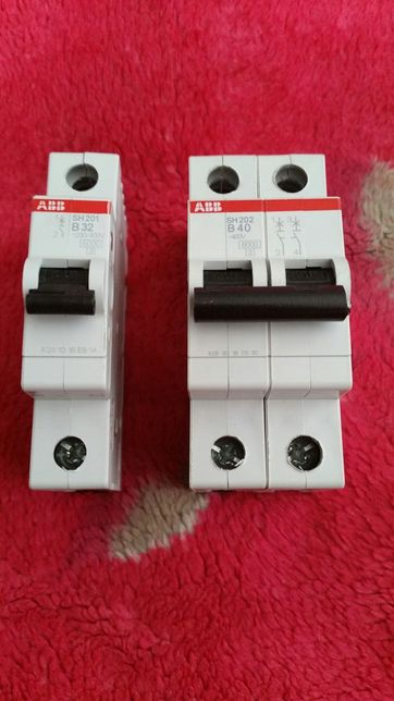 АВВ SH 202-В40 Автоматичний вимикач двохполюсний Ровно - изображение 1