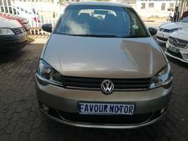 2015 Volkswagen Polo Vivo 1,4 engine capacity