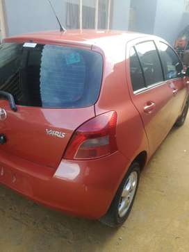toyota yaris up for graps