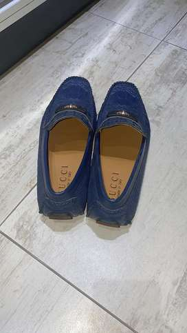 Gucci Leather loafers Men