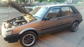 I'm saling Toyota conquest in good condition