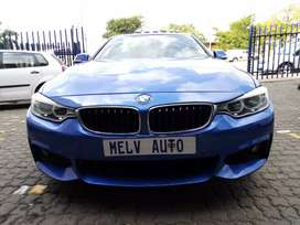2015 BMW F36 GRAND COUPE M-SPORT 420d FOR SALE