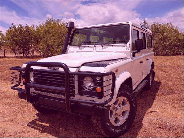 2007 Land Rover Defender County 0