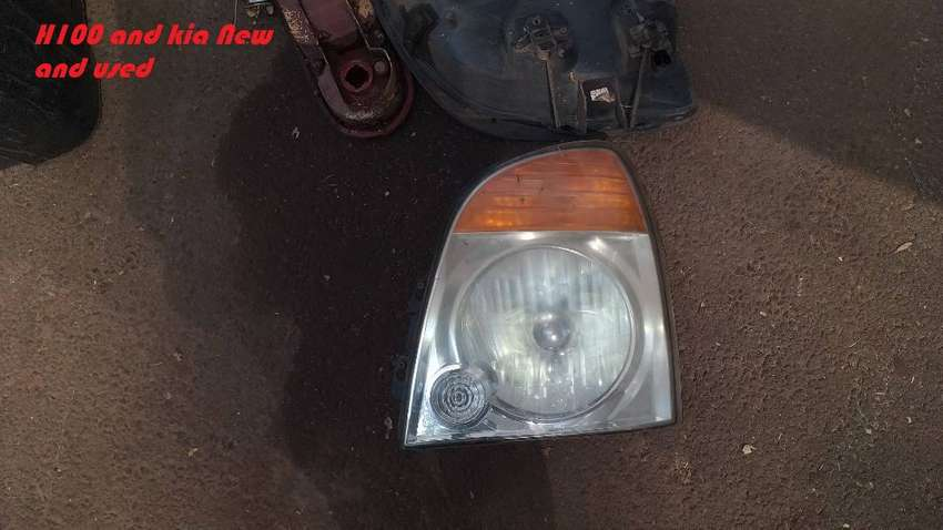 Hyundai H100 Front  Lights New and Used 0