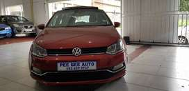 2017 Vw polo tsi 1.2 highline