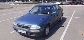 1995 Opel Astra 1.4 in very good condition