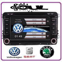 Штатная магнитола Volkswagen Skoda Seat DVD GPS RNS510 Columbus