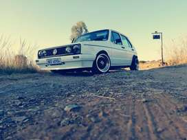 Vw Golf 1 fitted 2L16V ABF,