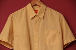 Hugo Boss рр M рубашка короткий рукав оригинал.