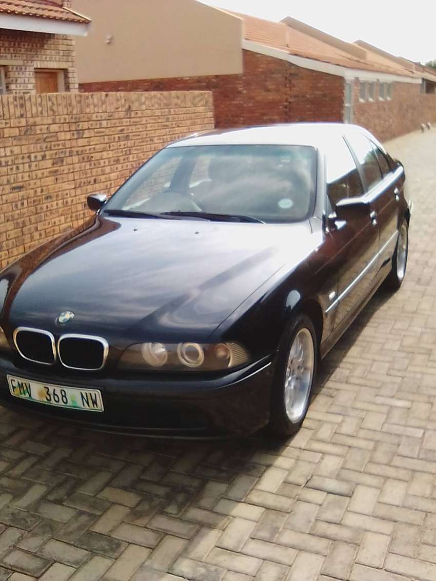 BMW 530i 2003 for sale or to swop 0