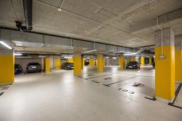 parking Magazynowa 9/11, obok Wołoska Woronicza Mokotów Wierzbno Metro