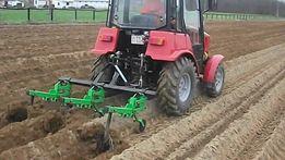 Окучник трактор юмз мтз т 25 т 40 Культиватор міждурядний 3 і 5 секцій