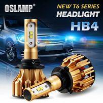 Авто Led лампы Oslamp T6 H7, Hb4/9006